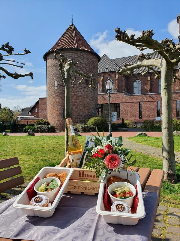 Picknick in Isselburg